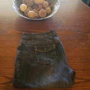 Swak Capri Jeans
